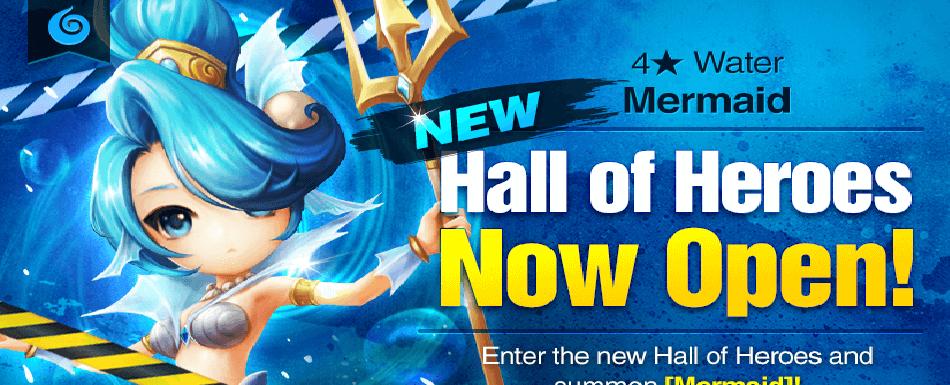 December Hall of Heroes [Water Mermaid: Tetra] – Tips and Tricks