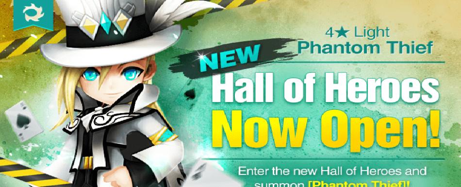 February Hall of Heroes [Louis, Light Phantom Thief] – Tips and Tricks