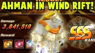 Building These Units – Ahman (Light Bearman)