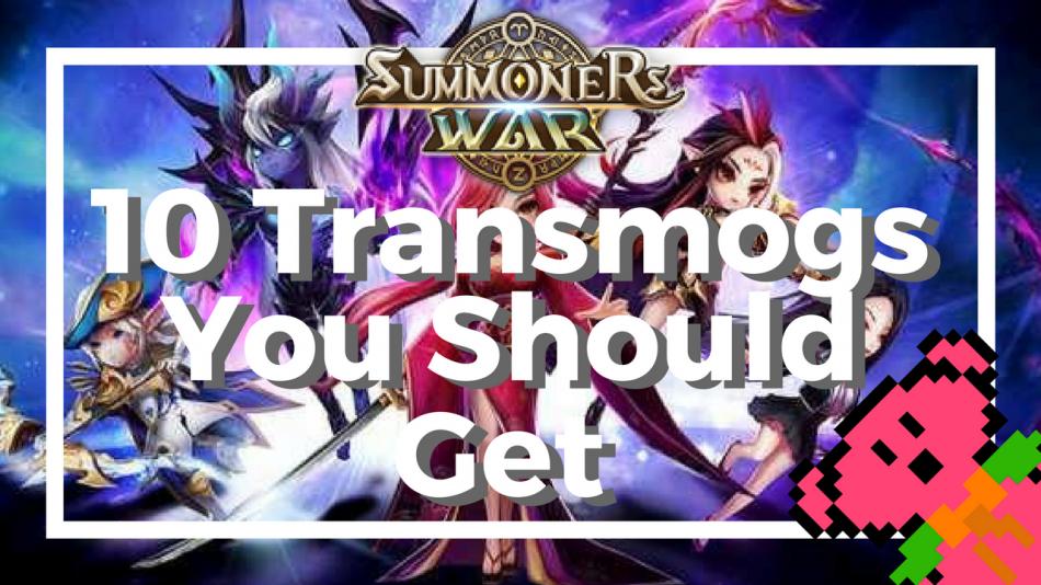 10 Transmogs You Should Get!