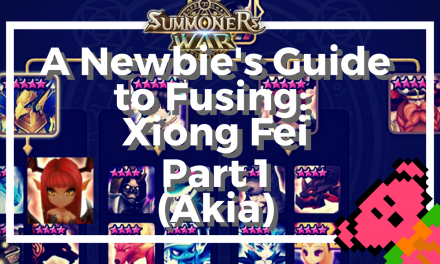 a newbies guide to fusing veromos part 4