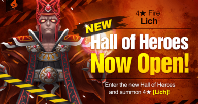 June Hall of Heroes [Antares – Fire Lich] – Tips and Tricks