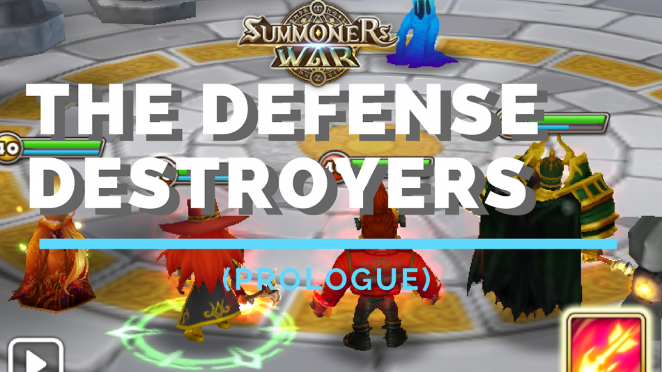 The Defense Destroyers (Prologue)