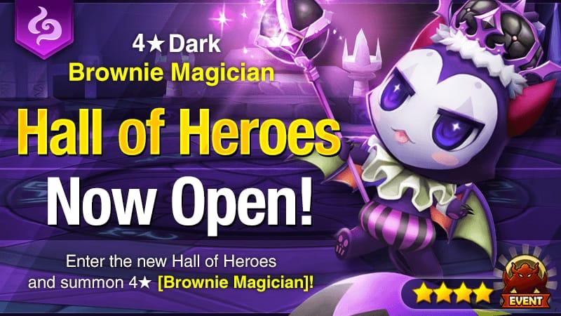 August Hall of Heroes [Korona: Dark Brownie Magician] – Tips and Tricks