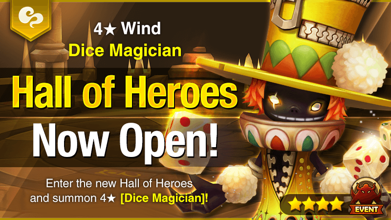 September Hall of Heroes [Morris: Wind Dice Magician] – Tips and Tricks