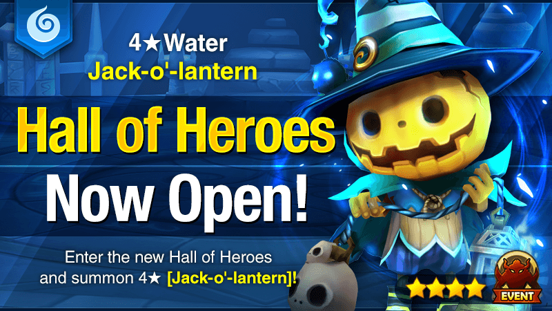October Hall of Heroes [Chilling, Water Jack-o-Lantern] – Tips and Tricks