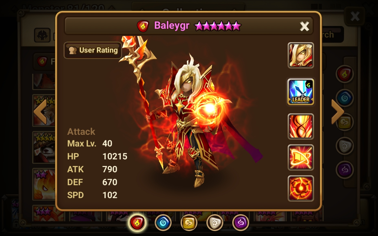 First Look – The Lightning Emperors | Summoners War Wiki ...