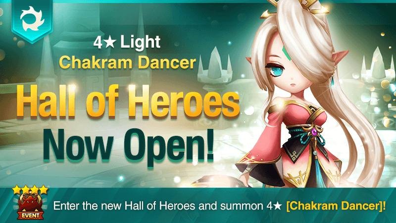 December Hall of Heroes [Deva – Light Chakram Dancer]: Tips and Tricks