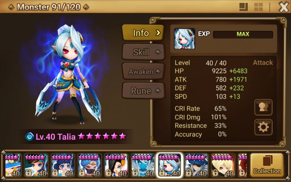 An In-Depth Look on My 20 NEW Six-Stars (Part 1)
