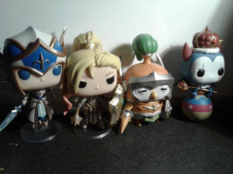 Review: Summoner's War Funko Pops!
