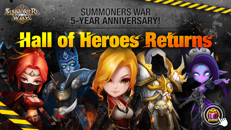 2019 Anniversary Hall of Heroes [Conrad – Light Death Knight]