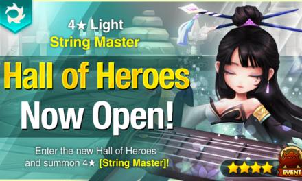 June Hall of Heroes [Dongbaek – Light String Master]